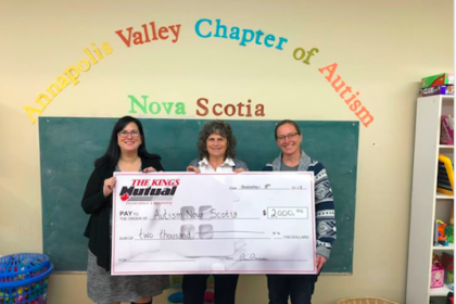 Annapolis Valley Chapter of Autism NS